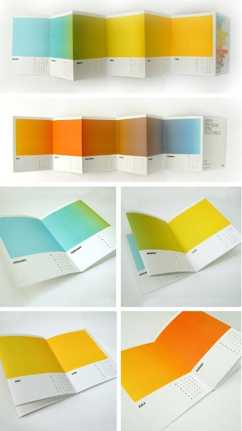 10 Creative Folded Brochure Designs | Printplace.Com
