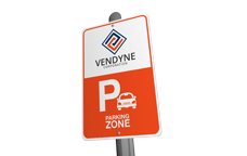parking sign printing