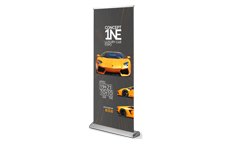 deluxe retractable banner printing