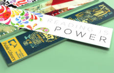 Online Bookmarks Printing Services