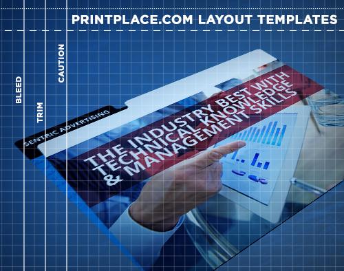 File Folders Templates | Free Download | PrintPlace.com