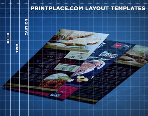 menus templates free download printplace com