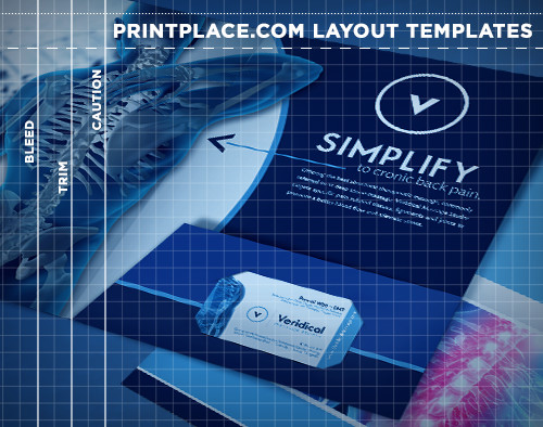 presentation folders templates | free download | printplace, Presentation templates
