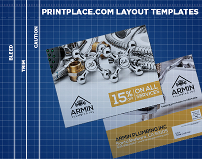 Eddm Postcard Template | Every Door Direct Mail Templates Free Download Printplace Com