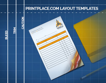 Carbonless Forms Print Templates