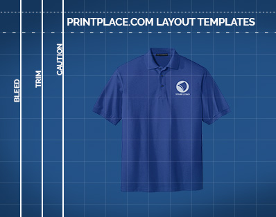 Mens Silk Touch Sport Polo Shirt Printing