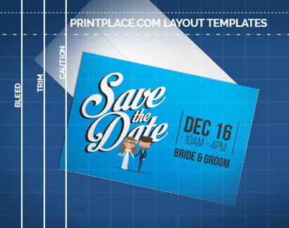 Save the Date Card Printing