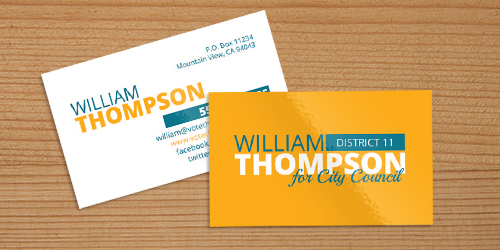 Business card etiquette around the world printplace business card sample reheart Choice Image