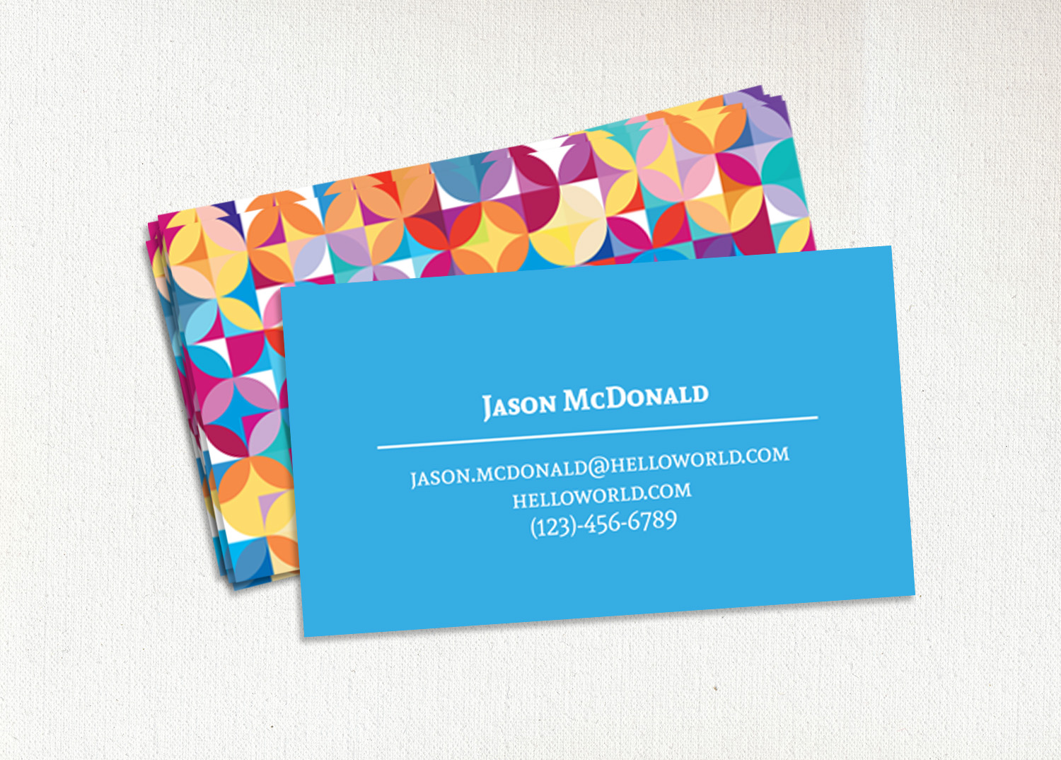 Business Card Basics From the Ground Up | PrintPlace.com
