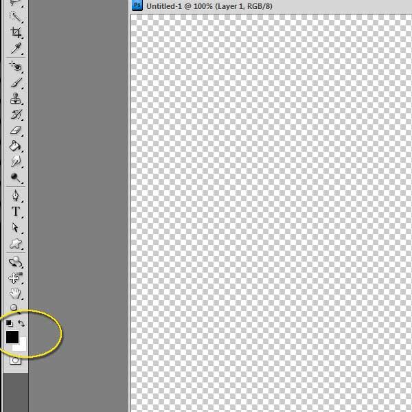Step 2: Default Brushes