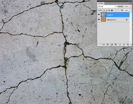 how to place a pdf image into a photoshop layer