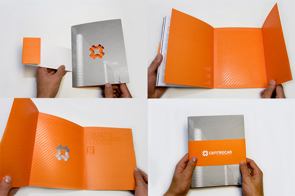evolution of brochure design