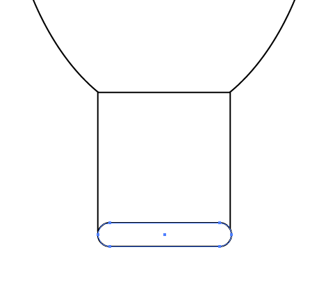Step 5: Use Rounded Rectangle Tool