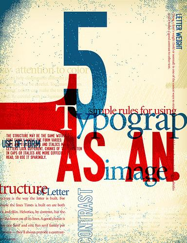 Typographic Poster Designs #17