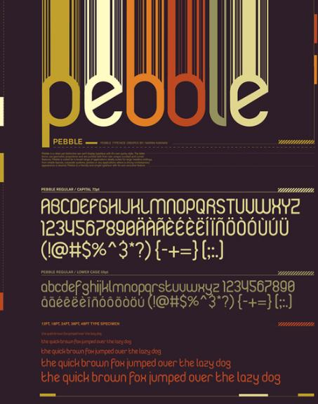 Typographic Poster Designs #22