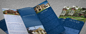 Image of trifold brochure.