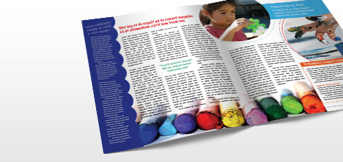 Article Topics For Newsletter Printing | PrintPlace com