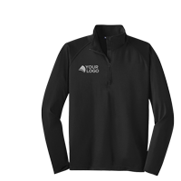 Sport-Wick® Stretch 1/2-Zip Mens Pullover