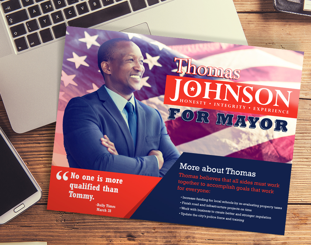 political campaign printing direct mail printplace com political brochures