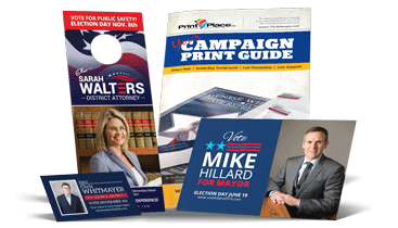 Political Campaign Sample Pack