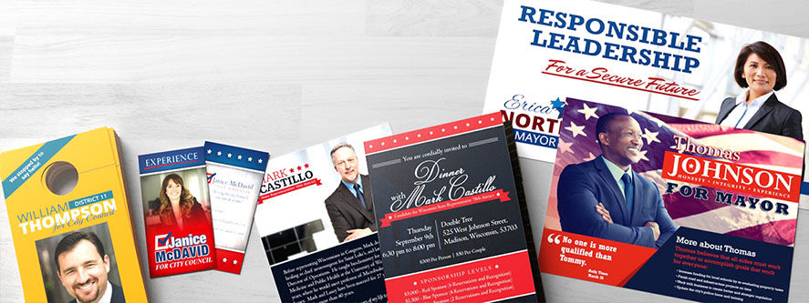 Political Campaign Printing  Direct Mail  PrintplaceCom