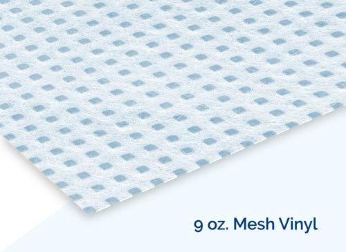 9 oz. Mesh Vinyl