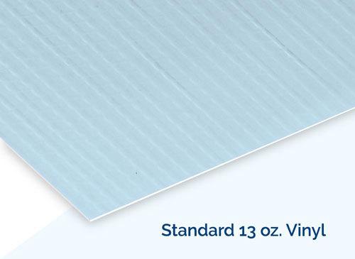 standard 13 oz vinyl