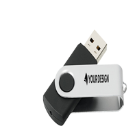 rotate flash drive 4gb