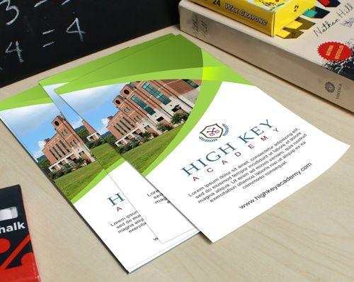School Flyer Printing
