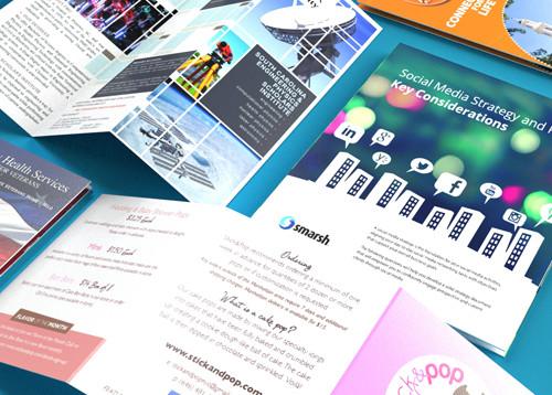 Premium Brochure Printing