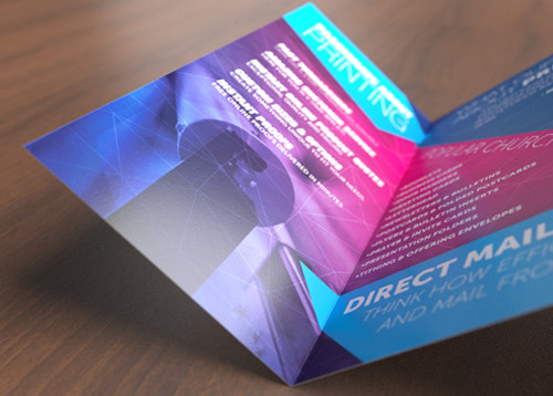 Custom Business Brochures