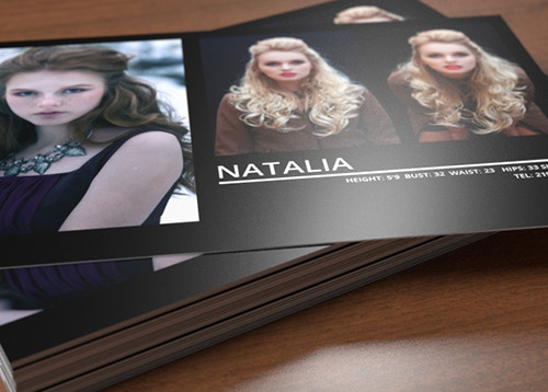 Composite Card Printing