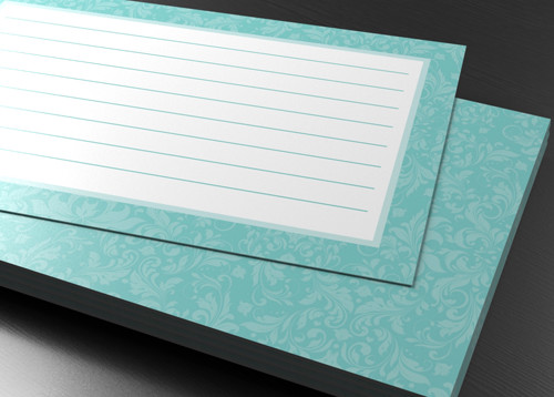 Standard Size Note Cards