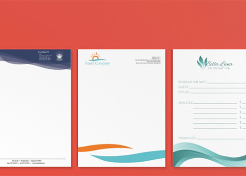 Business Notepad Printing