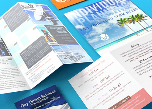 print tri fold pamphlets