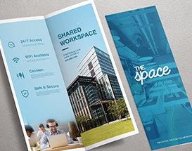 Half-Fold Brochures