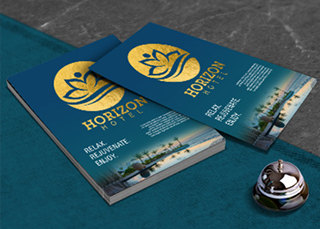 Metallic Flyer Printing