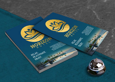 Metallic Flyer Printing