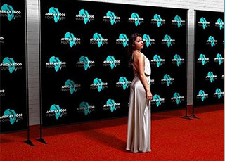 Step and Repeat Banner Printing