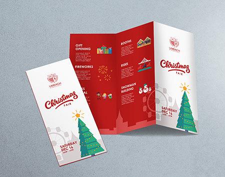 Print Holiday Brochures