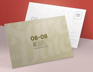 Print Silk Postcards