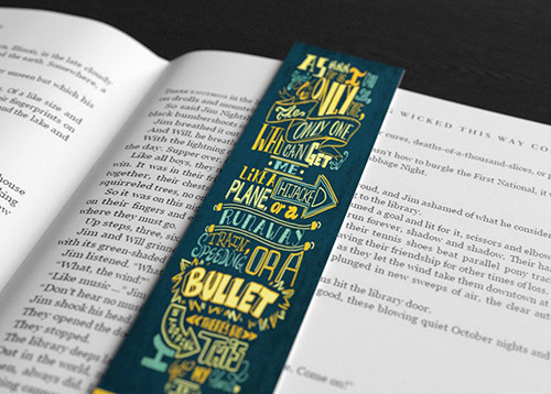 Customized Bookmark