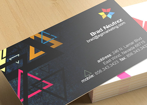 Business Card Printing Gloss Matte or UV