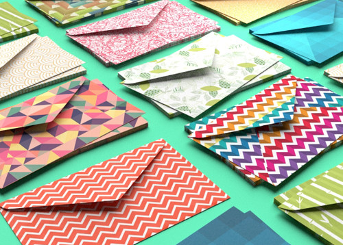 Print Full Color Envelopes
