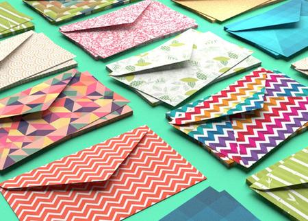 Print Office Envelopes