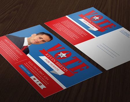 Political Postcard Printing