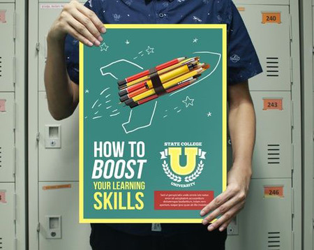 School Poster Printing