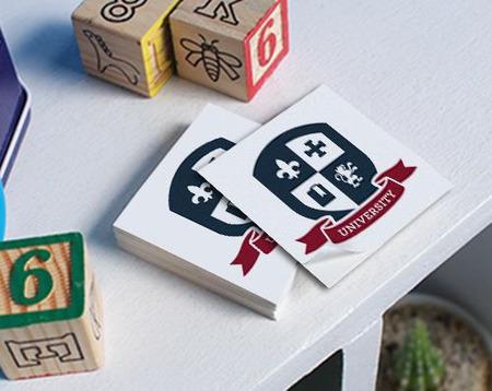 School Sticker Printing